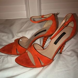 Fancy cute heels